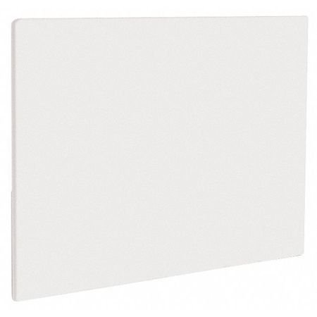 Crestware PCB1824 24 in.L Cutting Board, White