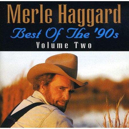 Best Of The 90's Volume 2 (CD) (The Best Of The Best Of Merle Haggard)