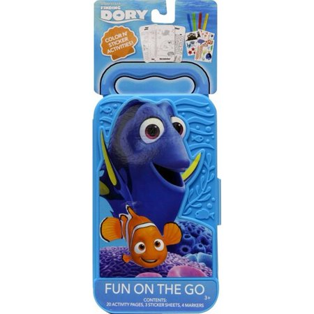 Finding Dory Fun on the Go,  Animated Movies by Tara Toys - Tiara Toys