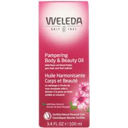 Weleda  Pampering Body   Beauty Oil  Wild Rose Extracts  3 4 fl oz  100 ml