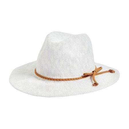 Textured Panama Hat