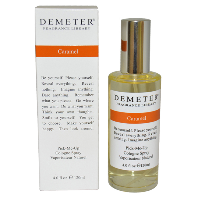 Demeter Caramel Cologne Spray For Women 4 oz