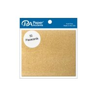 Placecards 3x3.5 Brown Bag 50pc