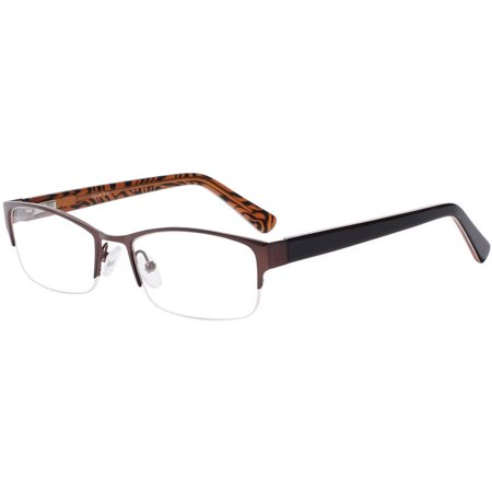 tigress womens prescription glasses tgs108 brown