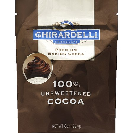 Ghirardelli unsweetened chocolate