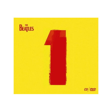 The Beatles: 1 (CD) (Includes DVD) (Digi-Pak)
