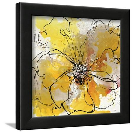 Allure Framed Art - Allure V Framed Print Wall Art By Rikki Drotar