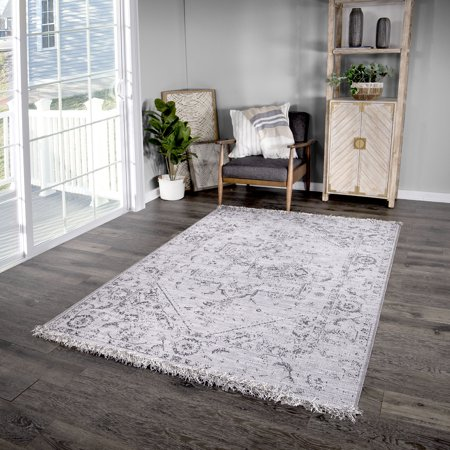 Image of Orian Rugs Tweed Center Of Attention Area Rug