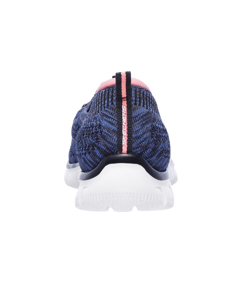 Skechers 12418NVPK Women's EMPIRE - SHARP THINKING Walking Shoes