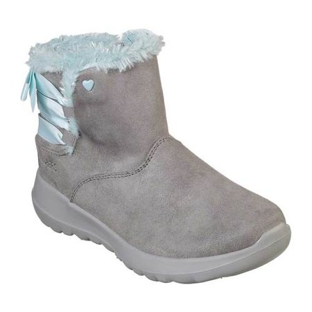 Girls' Skechers On the GO Joy Bow-Riffic Cool Weather