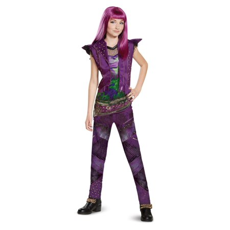 Girls Descendants 2 Mal Classic Costume](2 Man Costumes)