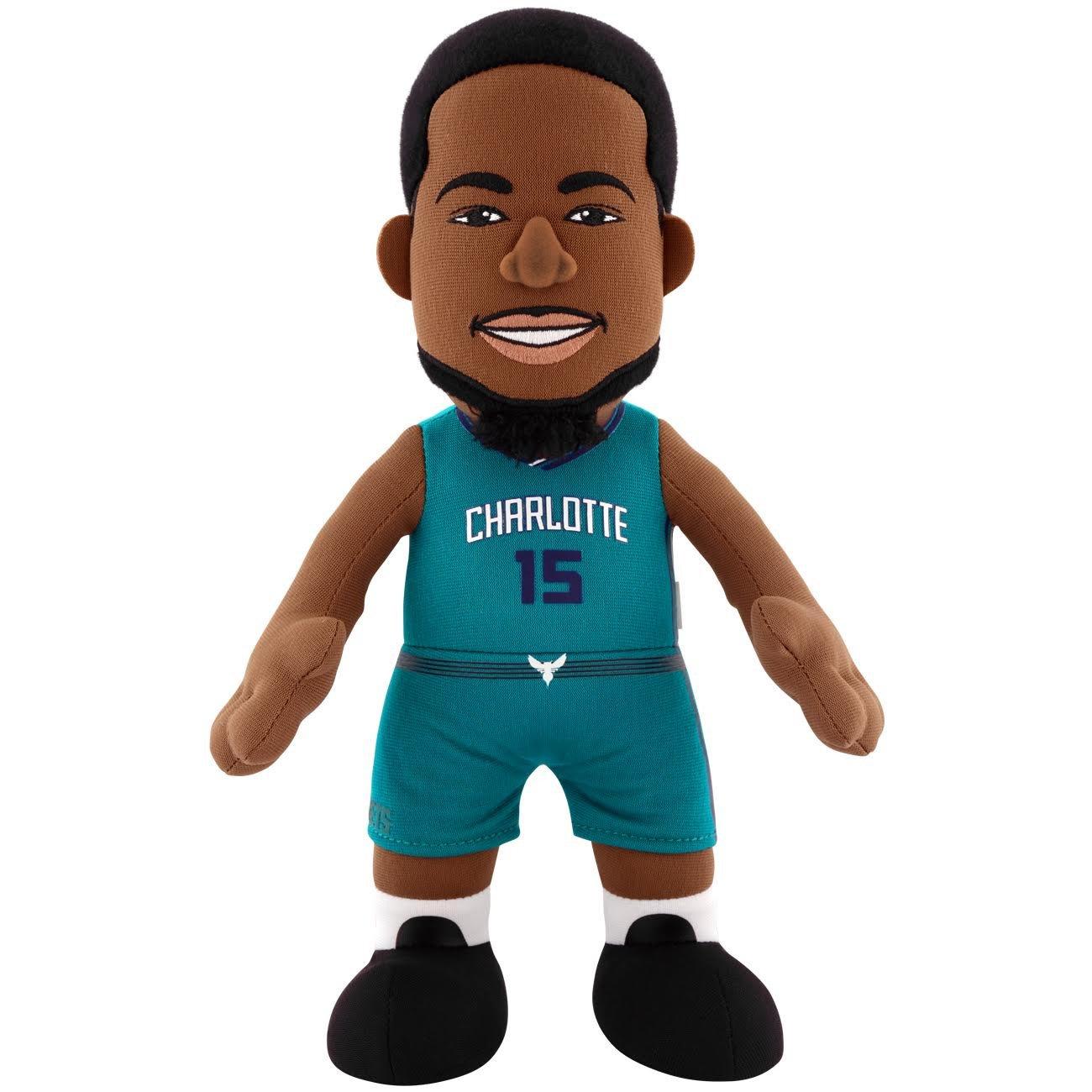 "Charlotte Hornets Kemba Walker 10"" Plush Figure"