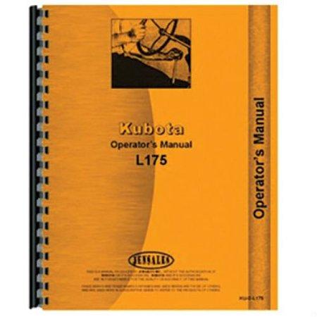 Operator's Manual - L175, New, - Parts Catalog Operators Manual