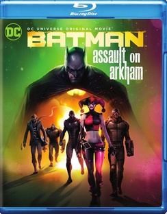 Batman: Assault on Arkham (Blu-ray) (VUDU Instawatch Included) by WARNER HOME VIDEO