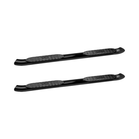 - Westin 2014-2017 Toyota 4Runner SR5 PRO TRAXX 5 Oval Nerf Step Bars - Black