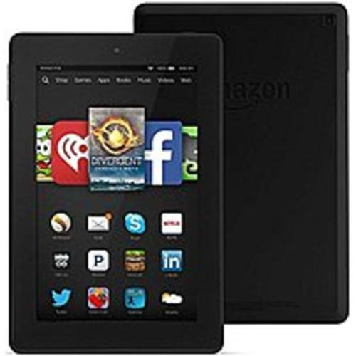 Amazon Fire HD KNDFRHD16W7IN Tablet PC - 1.5 GHz Quad-Core (Refurbished)