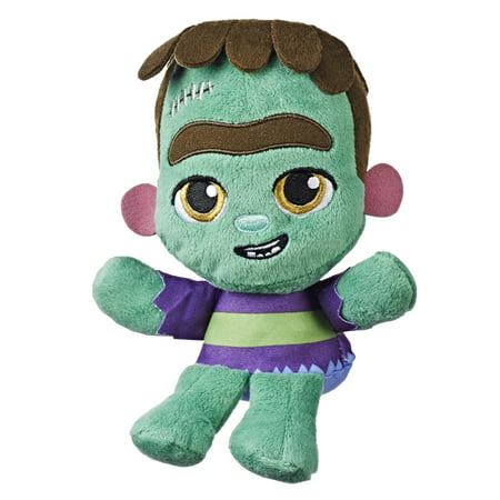 Netflix Super Monsters Frankie Mash Plush Toy Ages 3 and Up - Halloween Mix Monster Mash
