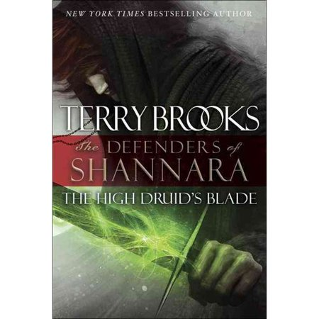 The High Druids Blade by