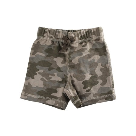 First Impressions Baby Boys Dusty Will Camo-Print -