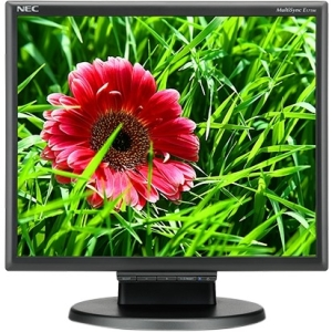 NEC - E171M-BK - NEC Display MultiSync E171M-BK 17 LED LCD Monitor - 5:4 - 5 ms - Adjustable Display Angle - 1280 x 1024