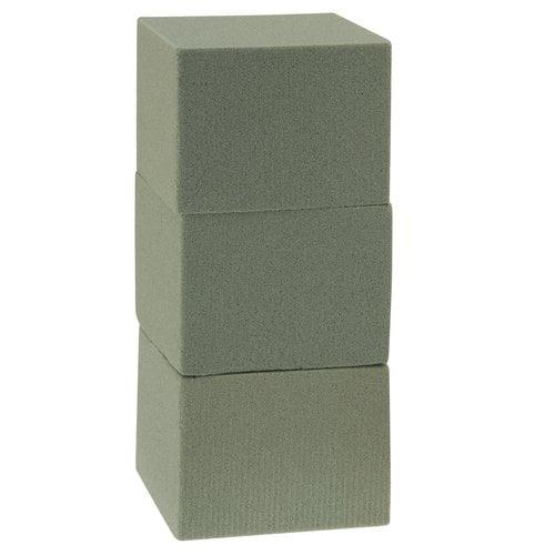 Dry Foam Brick, 3pk