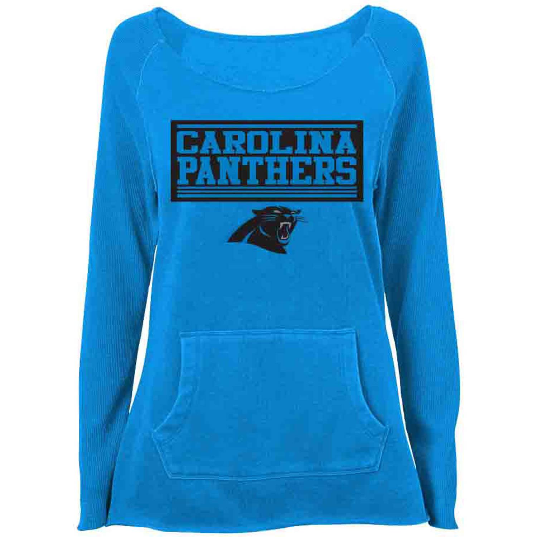 NFL Carolina Panthers Girls Fleece Top