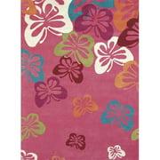 Dynamic Rugs Fantasia 1703-200 Light Pink 3' x 5' Rug