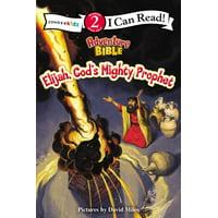 I Can Read! / Adventure Bible: Elijah, God's Mighty Prophet: Level 2 (Paperback)