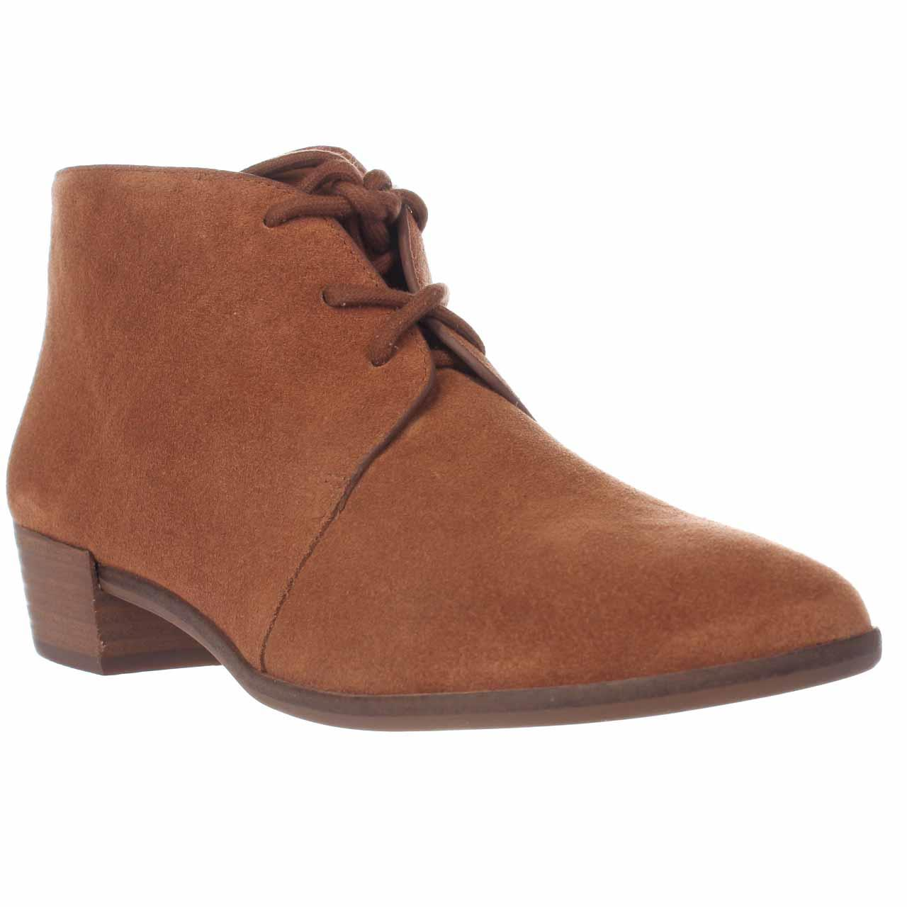 Womens MICHAEL Michael Kors Pierce Lace Up Ankle Booties,...