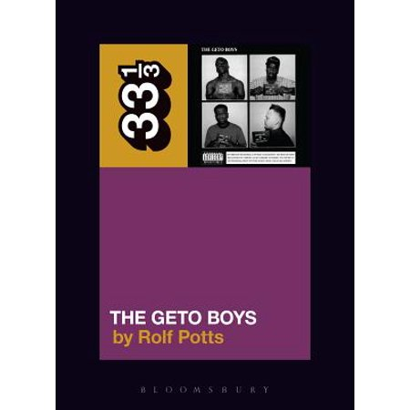 Geto Boys' the Geto Boys