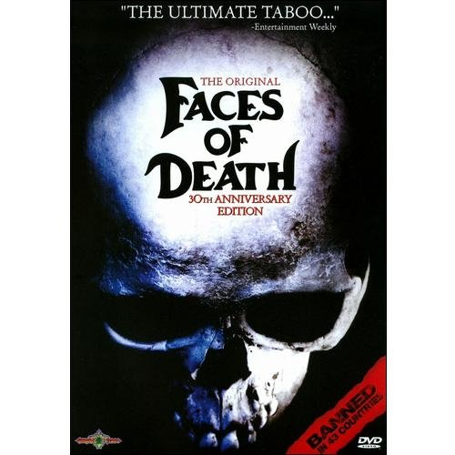The Original Faces Of Death (30th Anniversary Edition) (Anamorphic Widescreen, ANNIVERSARY)