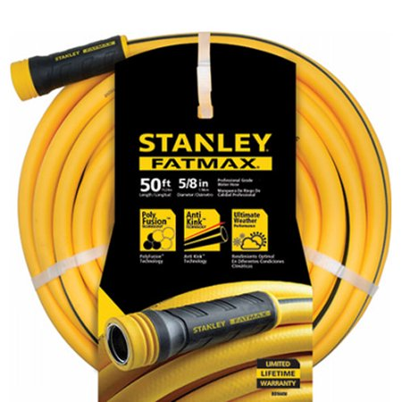 Stanley® Fatmax® Professional Grade Hose, 50' x 5/8