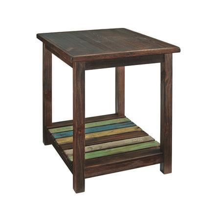 Mirage Rectangular Table - Mestler Rectangular End Table