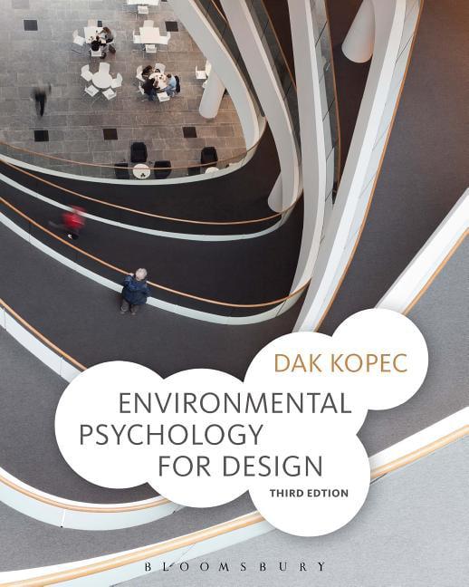 Environmental Psychology for Design