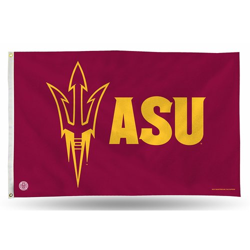 Rico Industries NCAA Banner Flag