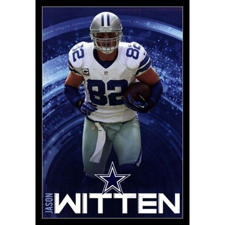 Dallas Cowboys - Jason Witten 2012 Poster Print