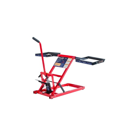 - 550 LB CAPACITY LAWN MOWER LIFT