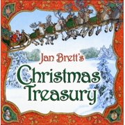Jan Brett's Christmas Treasury (Hardcover)