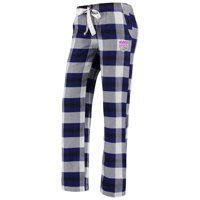Sacramento Kings Women's Flannel Pajamas Plaid PJ Bottoms