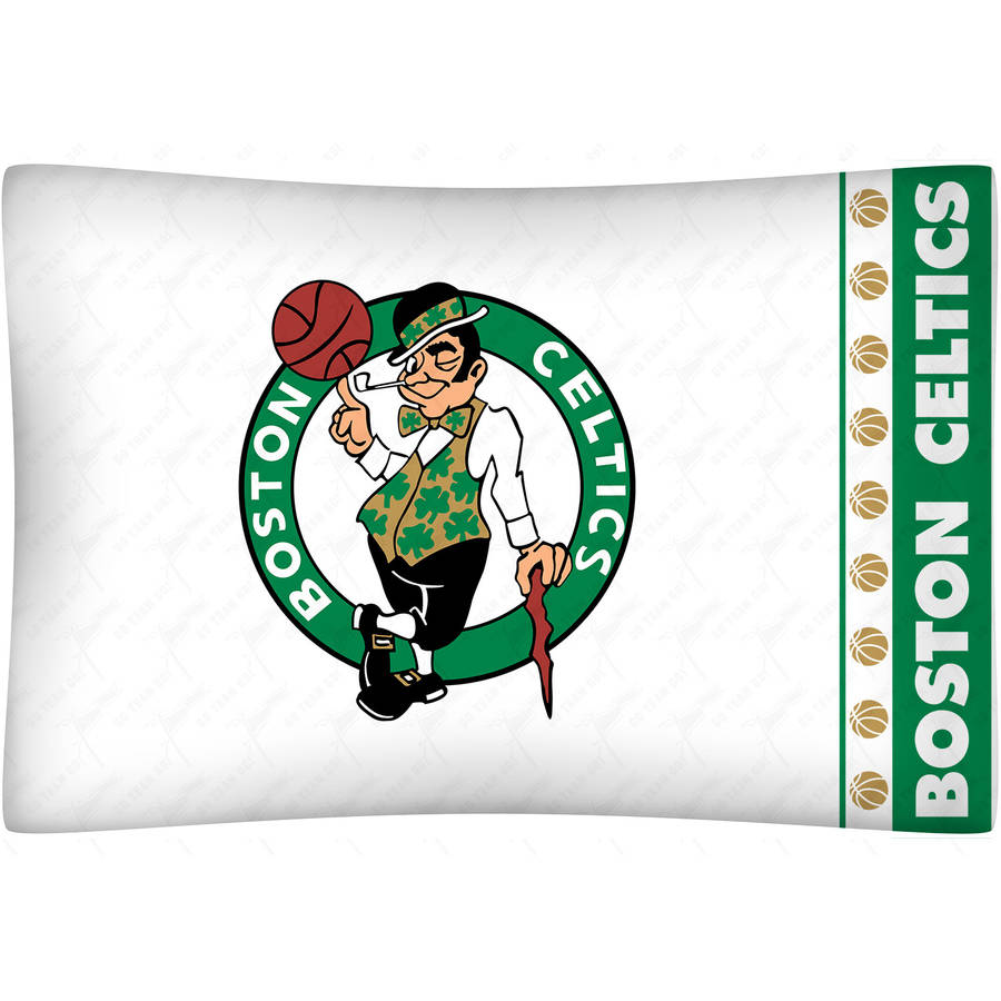 NBA Celtics Pillow Case
