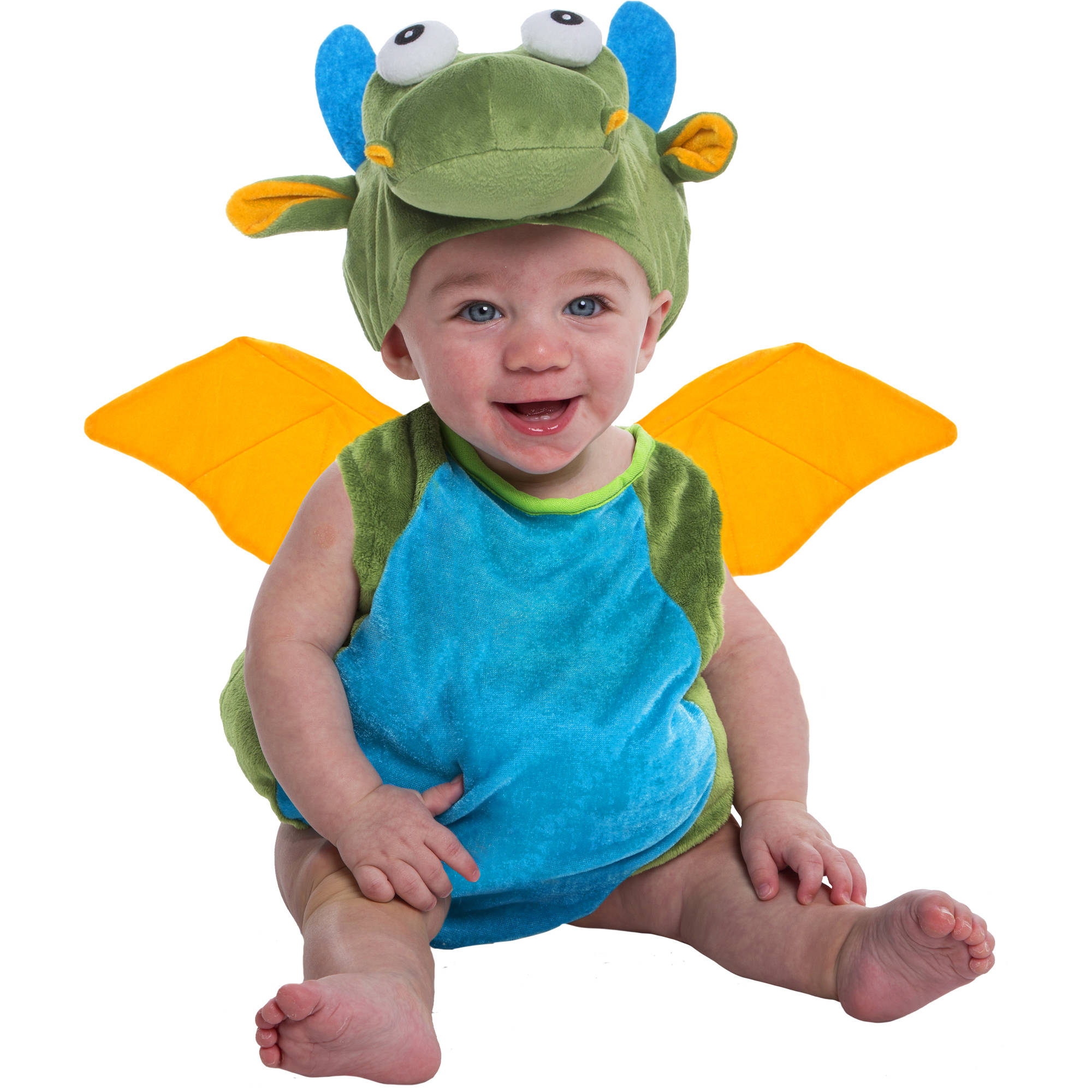 Dragon Bubble Infant Halloween Dress Up / Role Play Costume