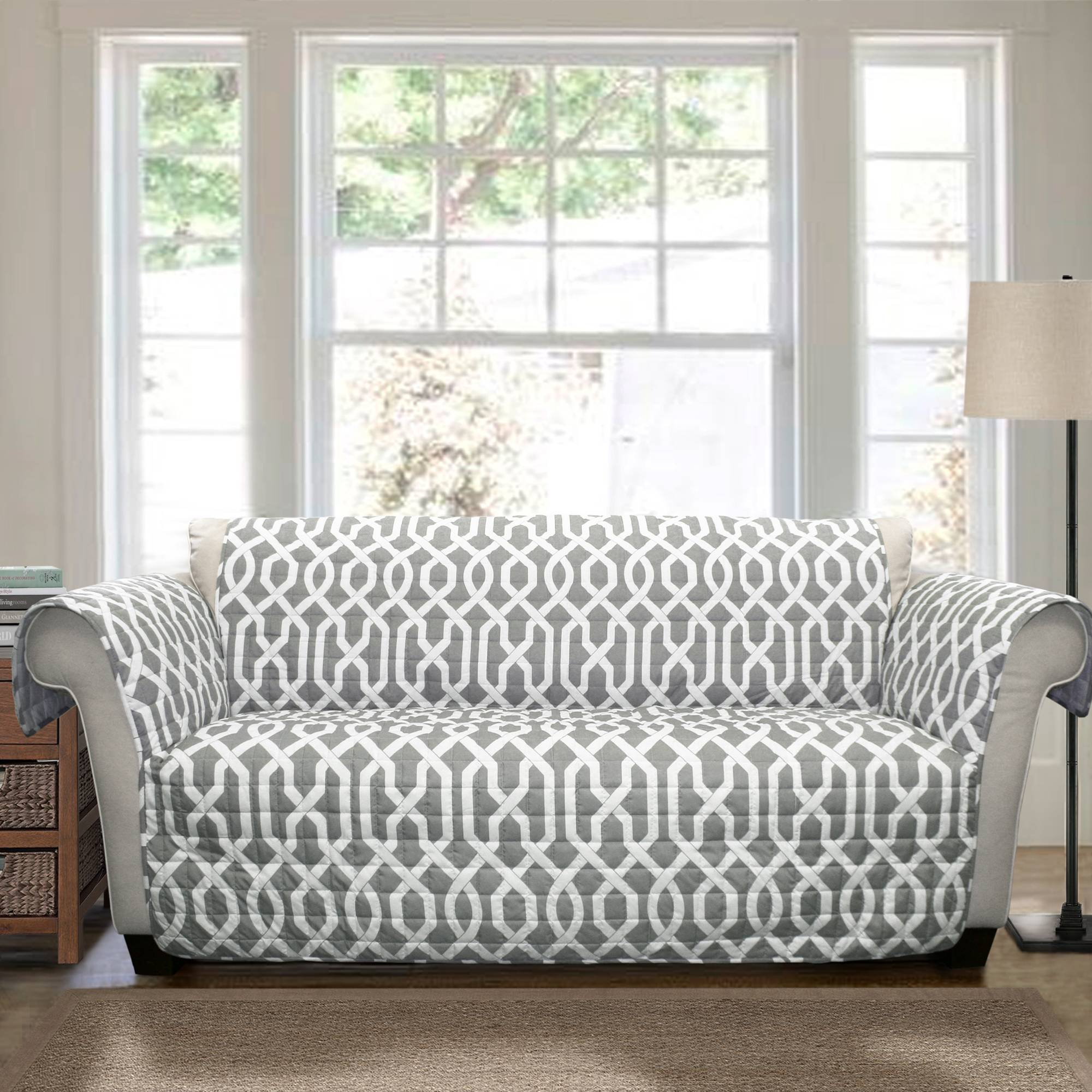 Beau Edward Furniture Protector, Trellis Arm Chair   Walmart.com