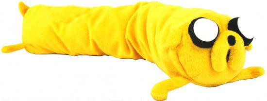 Adventure Time Long Jake Plush by