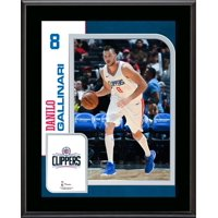 "Danilo Gallinari LA Clippers 10.5"" x 13"" Sublimated Player Plaque"