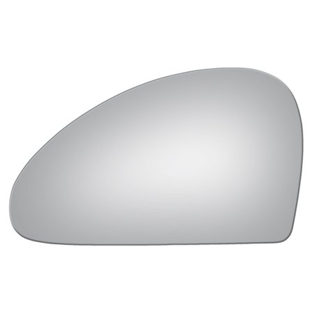 - Burco 2843 Driver Side Replacement Mirror Glass for 1999-2002 Mercury Cougar
