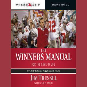 The Winners Manual - Audiobook