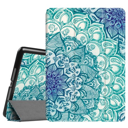 Fintie iPad 9.7 Inch 2018 / 2017 Case, SlimShell Cover for iPad 6th Gen / 5th Gen /iPad Air 2 / iPad Air, Emerald