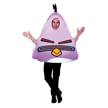 Angry Birds Space Lazer Adult - Angry Birds Happy Halloween 1-10