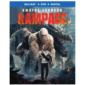 Rampage (Blu-ray + DVD + Digital)