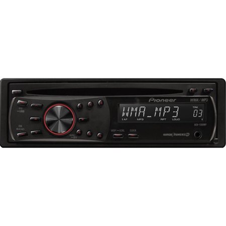 UPC 012562971131 - Pioneer DEH-1200MP - Car - CD receiver ... on